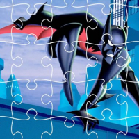 Batman Jigsaw Game