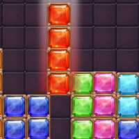 Block Puzzle 3D - Jewel Gems