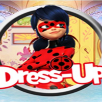 Ladybug dress up game